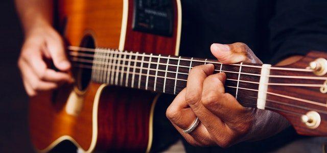 לימוד גיטרה