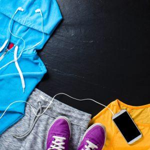 בגדי ספורט