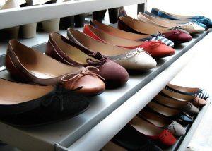 מתקן לאחסון לנעליים