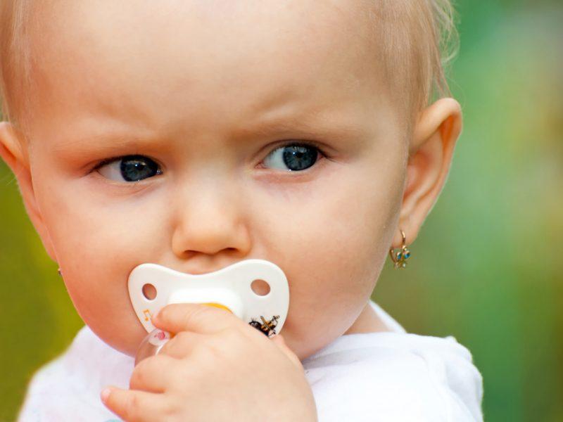 עגילים לתינוקות