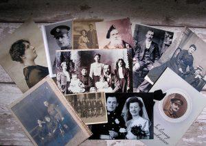 אלבומי תמונות משפחתיים