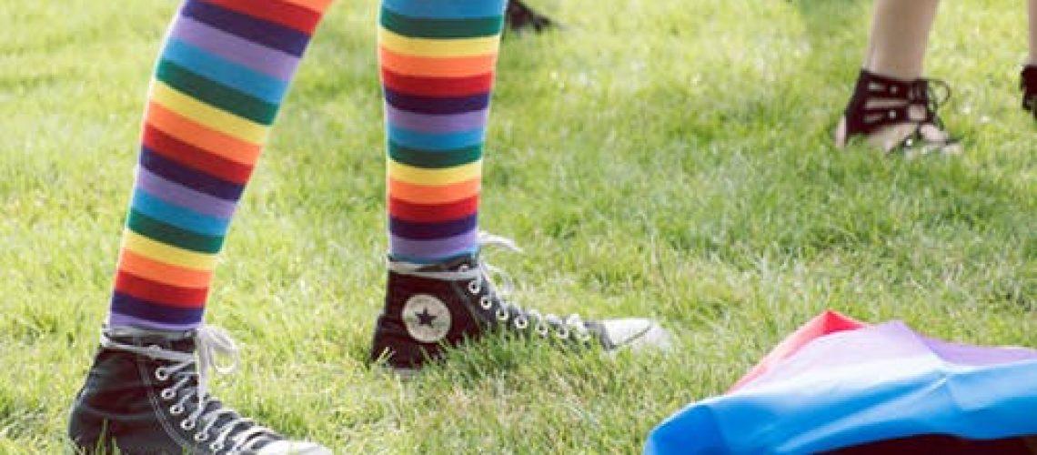 גרביים ממותגות